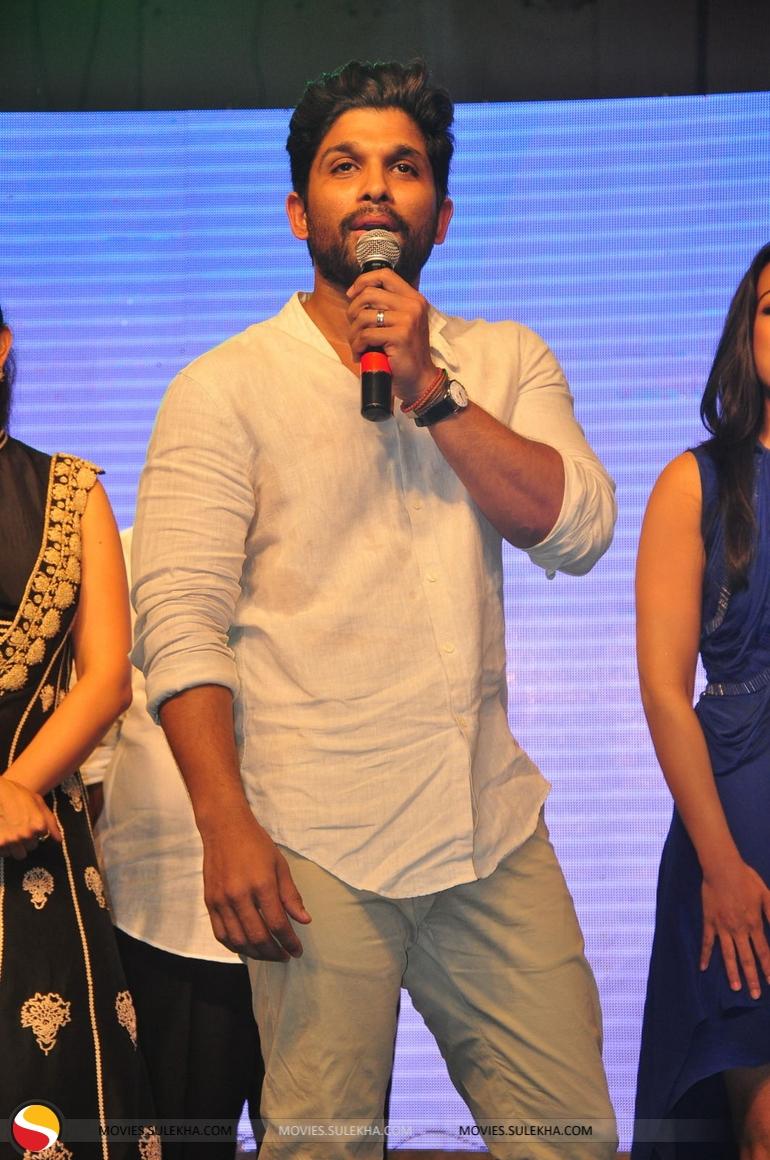 page 2 of allu arjun spotted at sarrainodu telugu movie blockbuster function allu arjun spotted at sarrainodu telugu movie blockbuster function photos sulekha movies