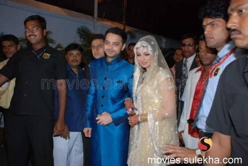 Page 21 Of Ayesha Takia Wedding Reception Ayesha Takia Wedding