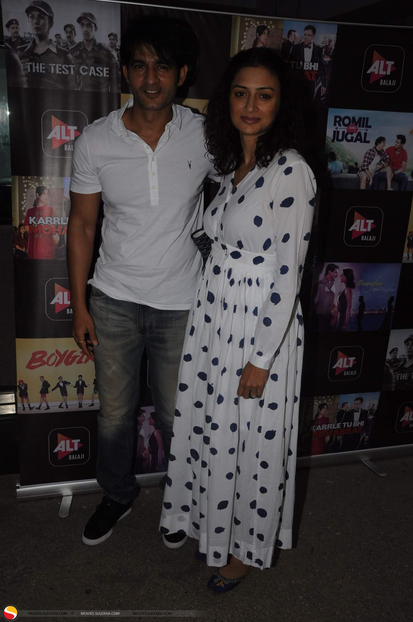 Page 6 of Celebs at Screening of Ekta Kapoor's ALTBalaji Web