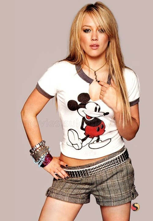 Page 4 Of Hilary Duff Sexy Hilary Duff Sexy Photos