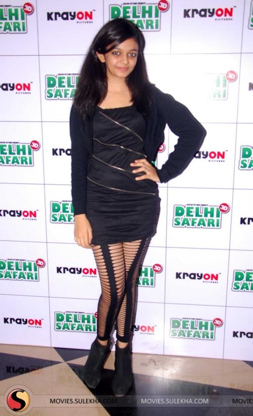 special screening of delhi safari film event photo event photo 1