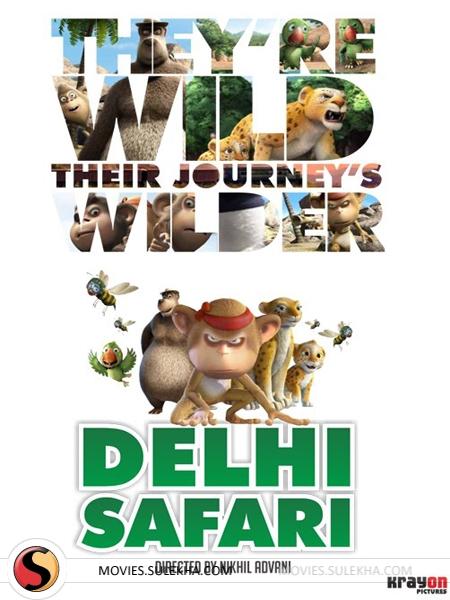 delhi safari hindi movie delhi safari hindi movie stills