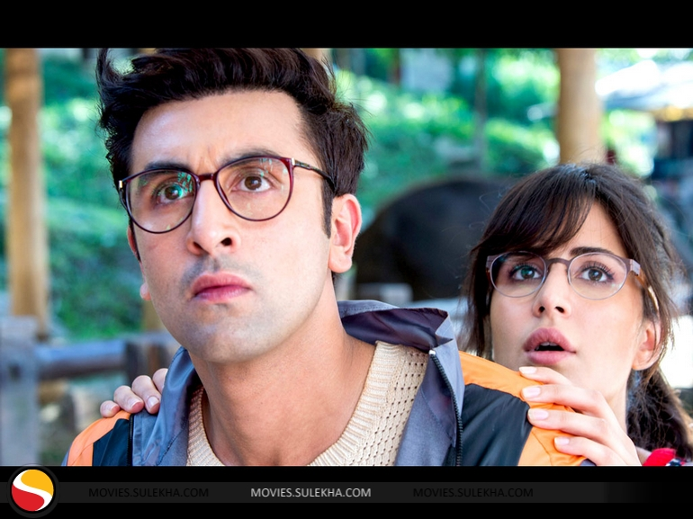 the Jagga Jasoos in hindi