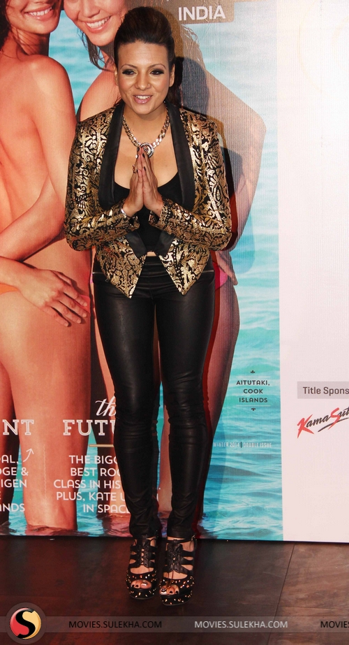 Kamasutra Movie Team At Golden Jubilee Swimsuit Issue Event Photo 23