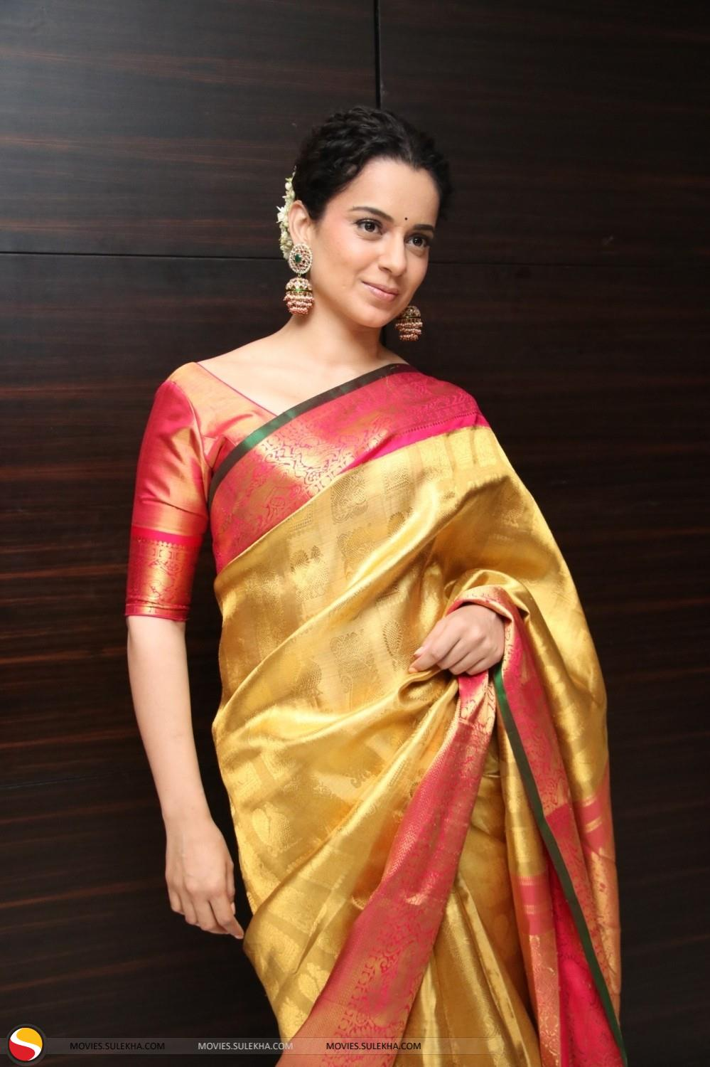 Manikarnika The Queen Of Jhansi Movie Trailer Launch Event Photo