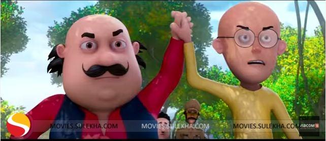 Motu Patlu King Of Kings Bollywood Movie Motu Patlu King Of Kings