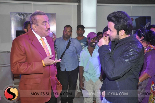Mr X Hindi Film Promotion On The Sets Of Television Serial CID