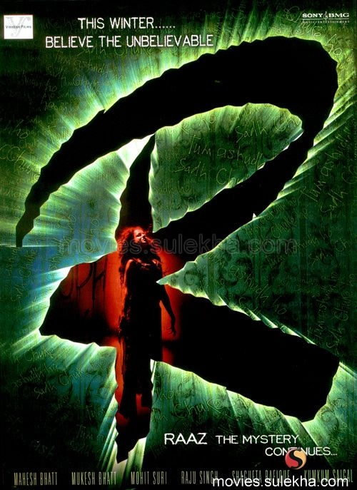 Raaz - The Mystery Continues movie download dubbed hindi