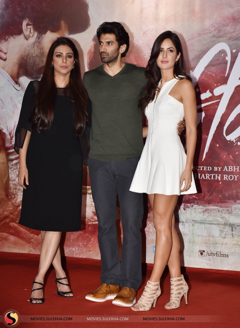 Page 4 of Katrina Kaif Spotted at Fitoor Hindi Movie Trailer