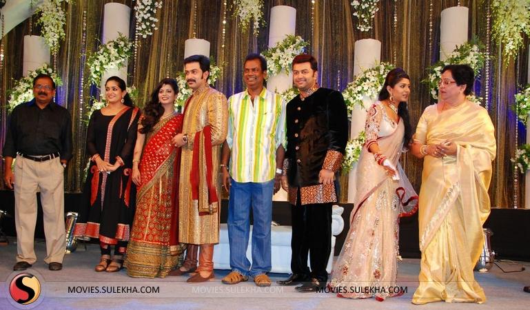 Page 15 Of Prithviraj Wedding Reception Stills Prithviraj Wedding