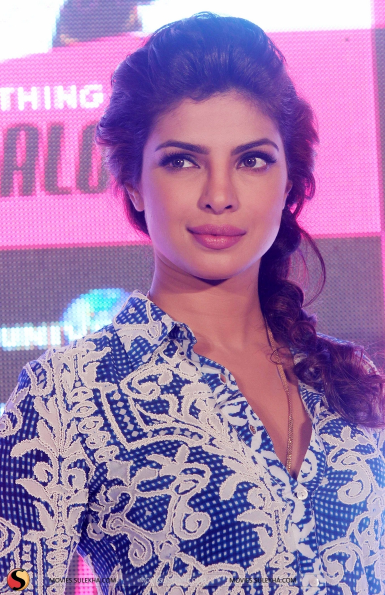 Baby Pink Lips | 11 Times Priyanka Chopra Killed It In Hair & Beauty Department