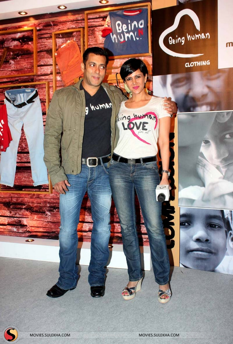 Salman Khan Launches Being Human Flagship Store Pictures 27