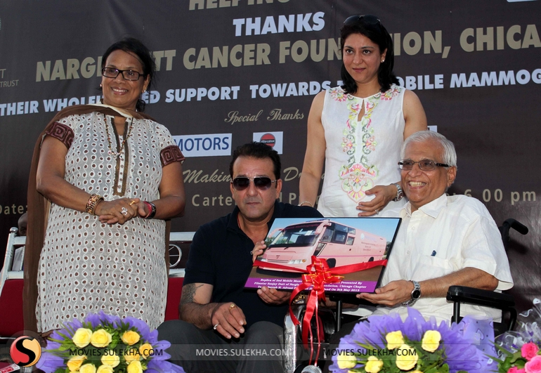 Page 8 of Sanjay Dutt Inaugurates Mobile Mammography Unit ...