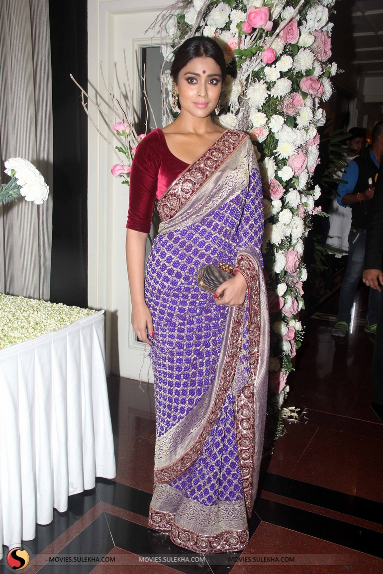 Page 1 of Shriya at Manish Malhotra Introduce New Collection \'The ...