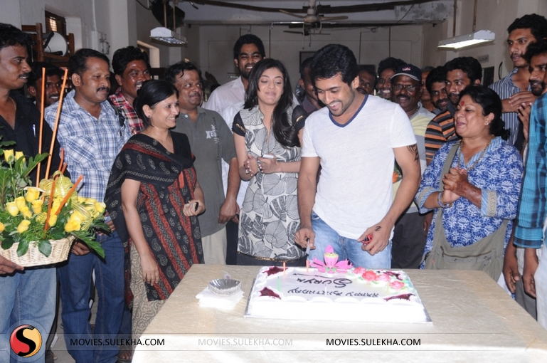 Page 4 of surya celebrates birthday with maatraan surya surya celebrates birthday with maatraan pictures 4 thecheapjerseys Image collections