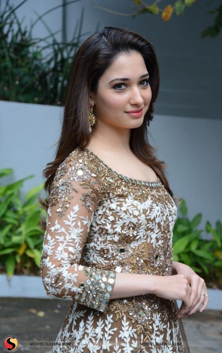 page 1 of tamanna spotted at bengal tiger telugu movie opening
