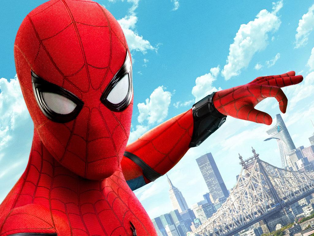 spider man homecoming hindi