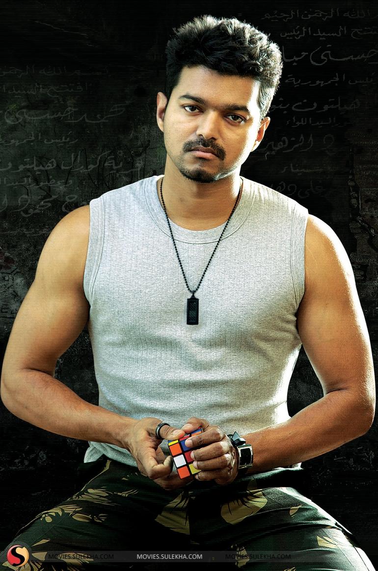 vijay thuppaki hd