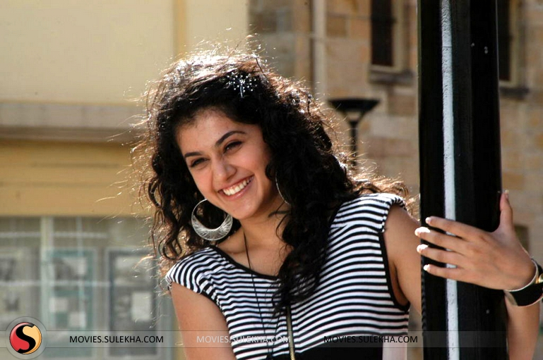 tapsee in mr.perfect