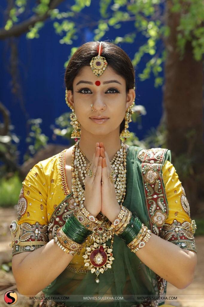Sri rama rajyam movie songs | jagadhanandhakaraka video song.