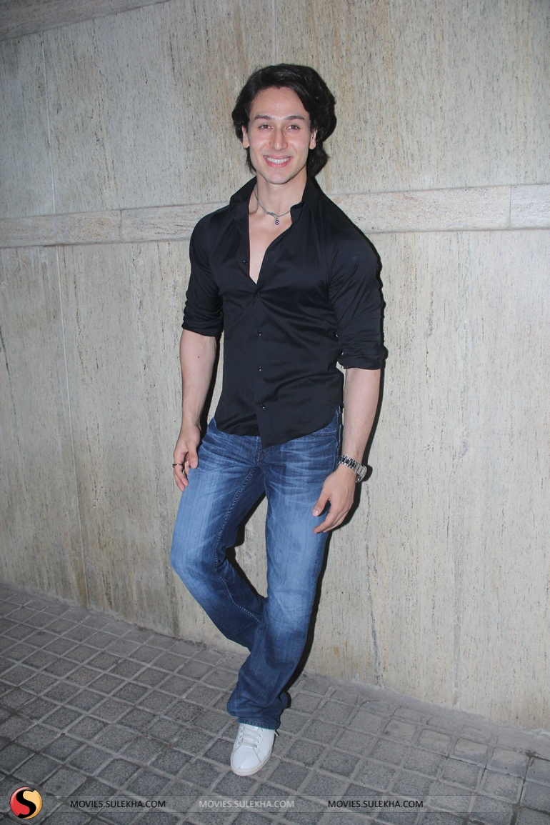 do you know who the new serial kisser in b-town is? |tiger shroff|movies