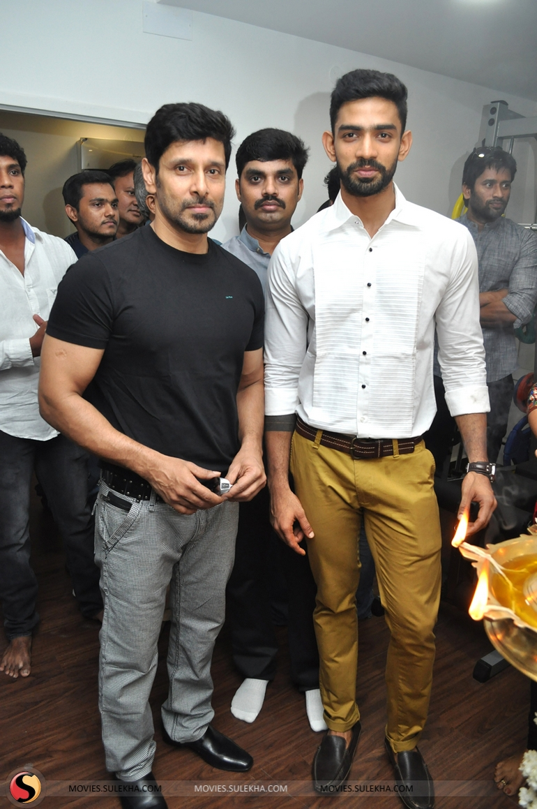 Page 1 of vikram at the body studio launch vikram at the body vikram at the body studio launch pictures 1 altavistaventures Choice Image