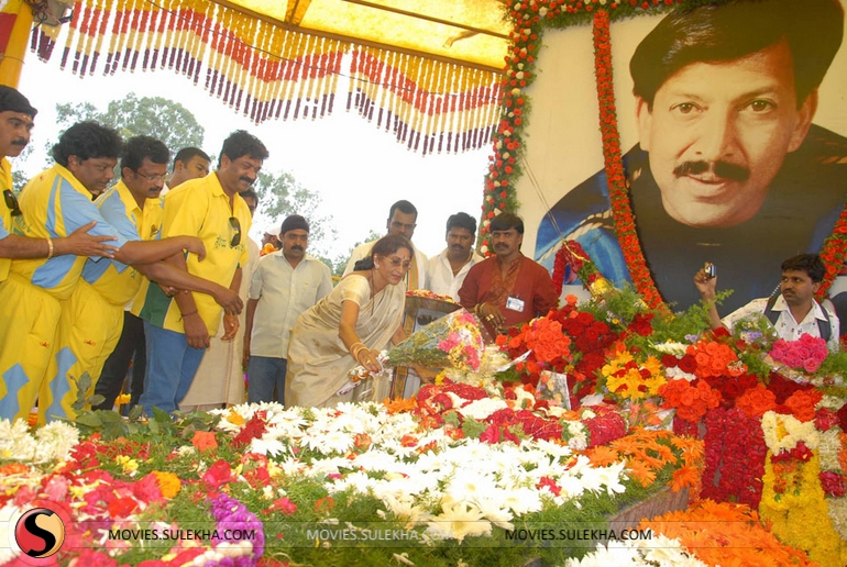 Page 35 Of Dr Vishnuvardhan 61st Birthday Celebrations Dr