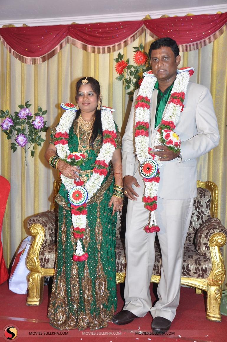 Comedy Actor Sivanarayana Murthy Son Wedding Reception Pictures 6
